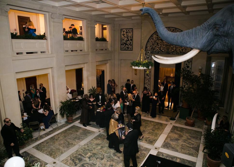 Meeting space at George Eastman Museum