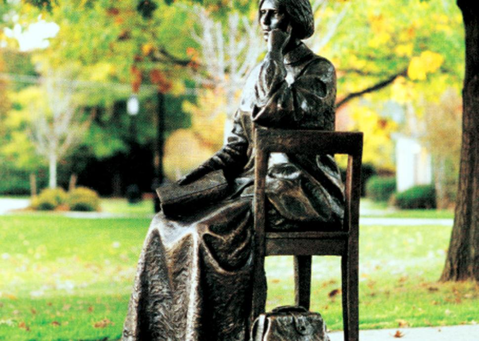 Statue of Elizabeth Blackwell