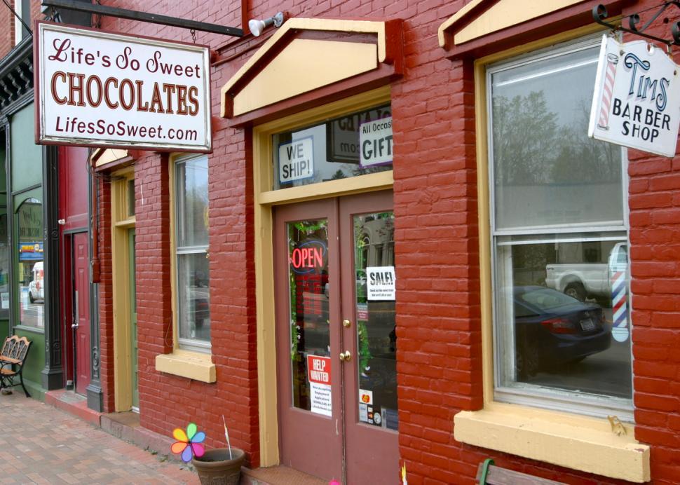 Life's So Sweet Chocolates
