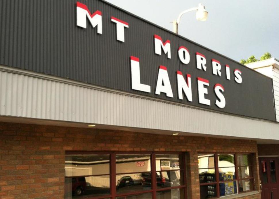 Mt. Morris Lanes