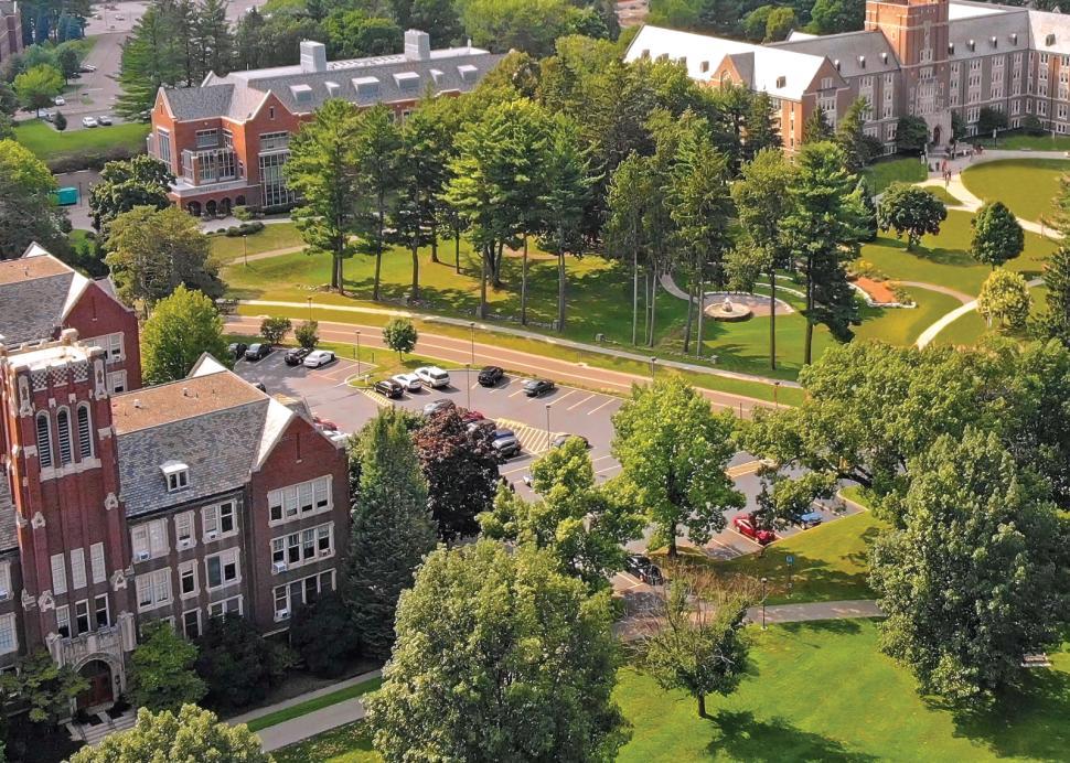 Nazareth College Campus