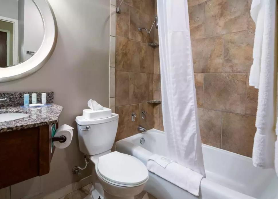 Double-Double Bathroom