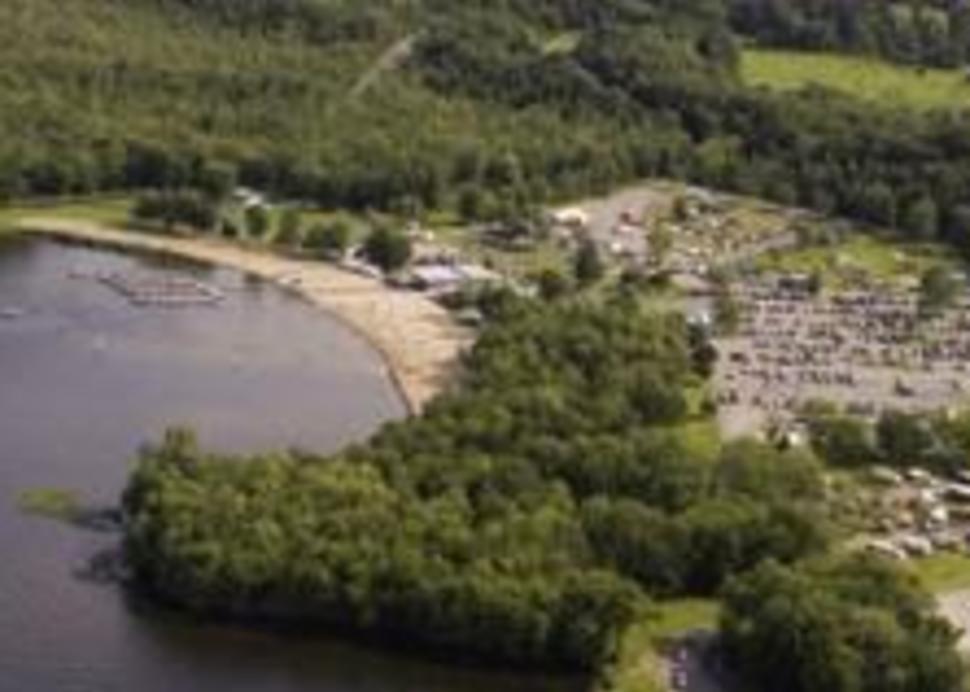 oneida shores park