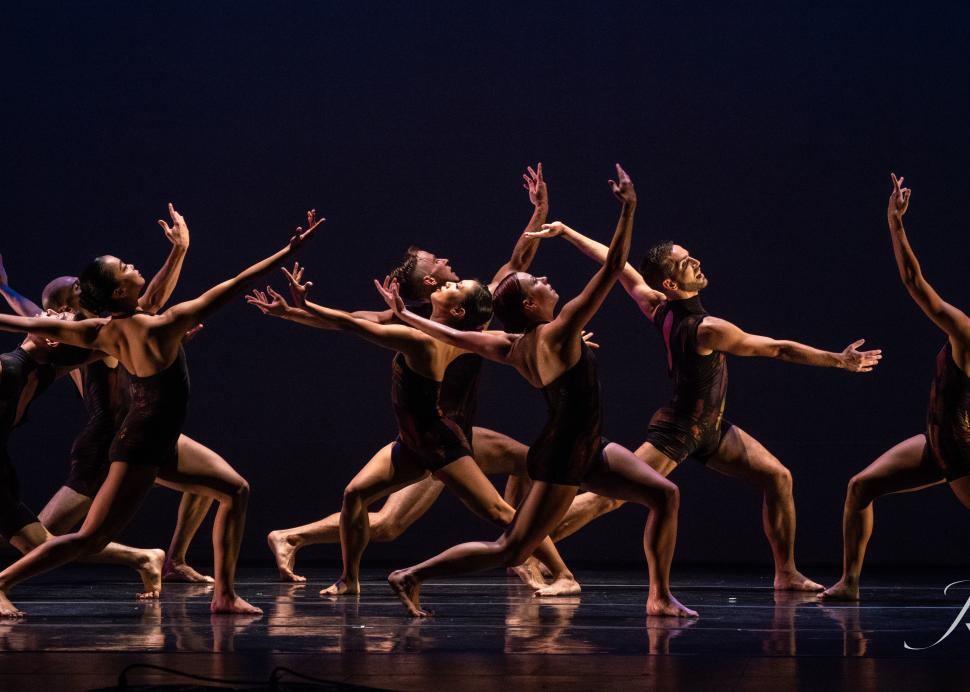 Jon Lehrer Dance at Smith Center for the Arts, Photo Credit: Jan Regan Photography