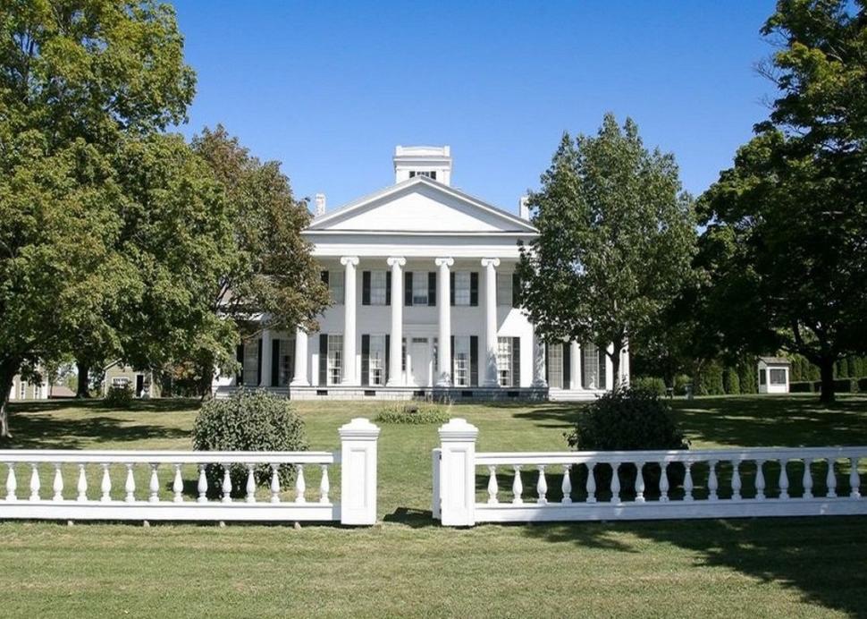 Rose Hill Mansion National Historic Landmark