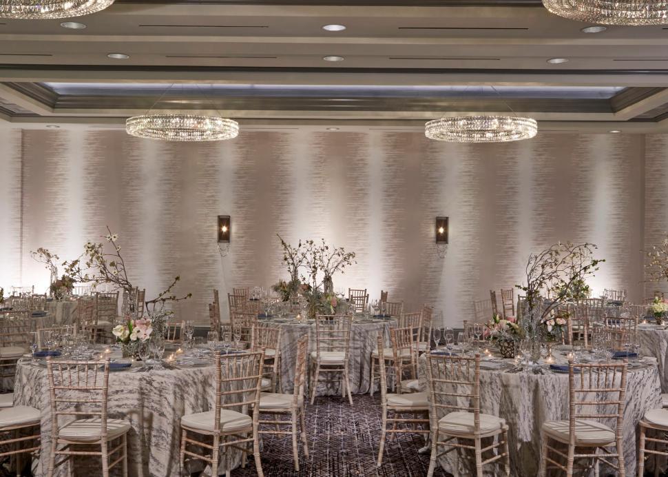 Ridge Ballroom - Wedding Reception