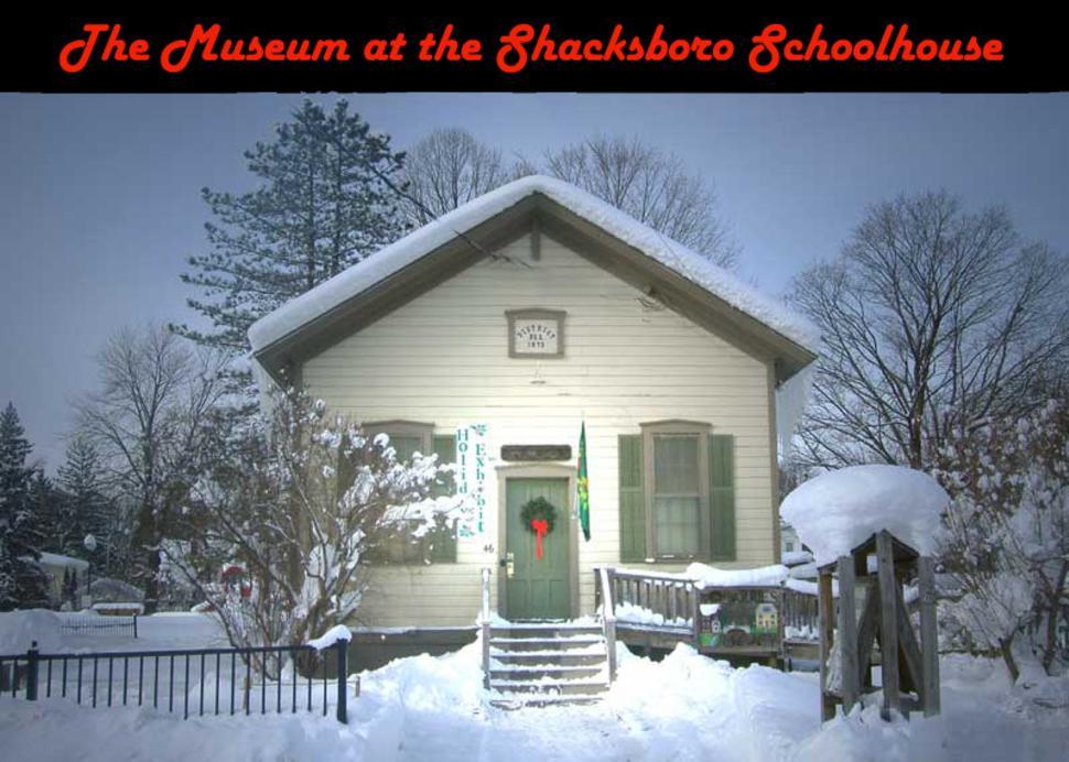 Shacksboro Schoolhouse Museum in Baldwinsville