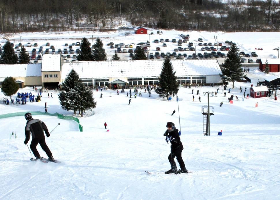 Skiing Toggenburg - Photo Courtesy of Toggenburg Mountain