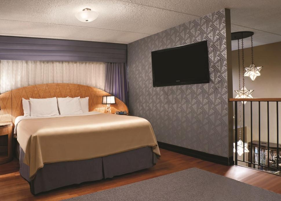 Woodcliff Hotel and Spa, Interior Suite
