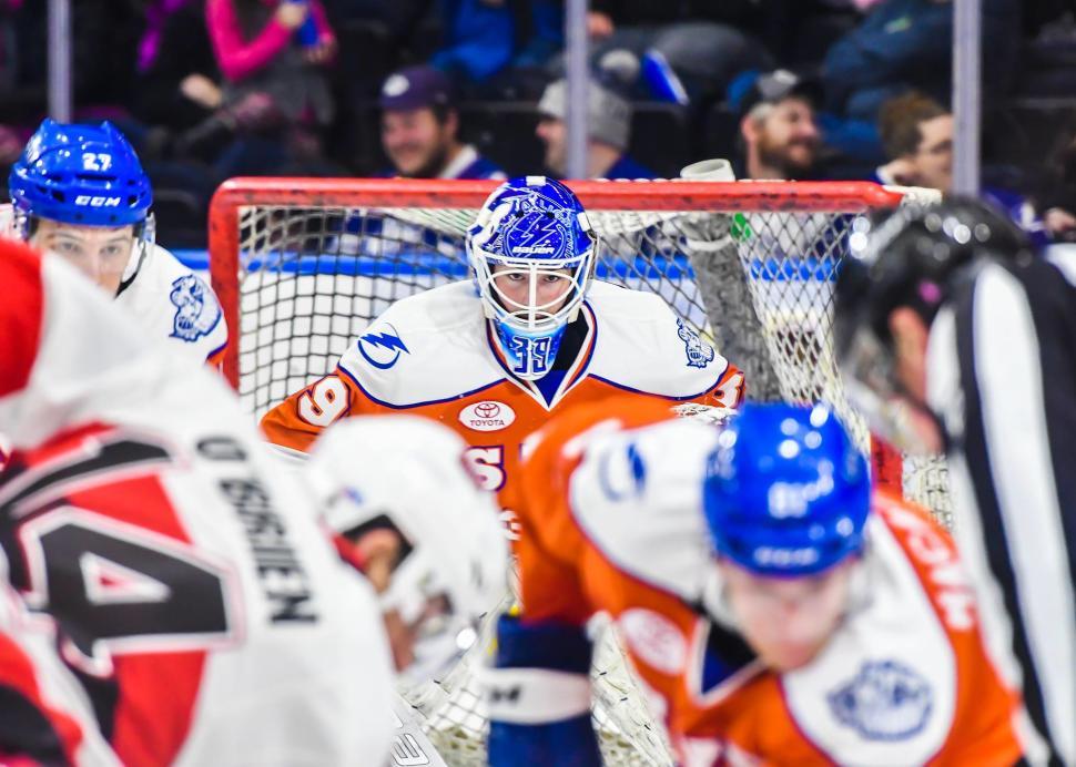 Syracuse Crunch Hockey