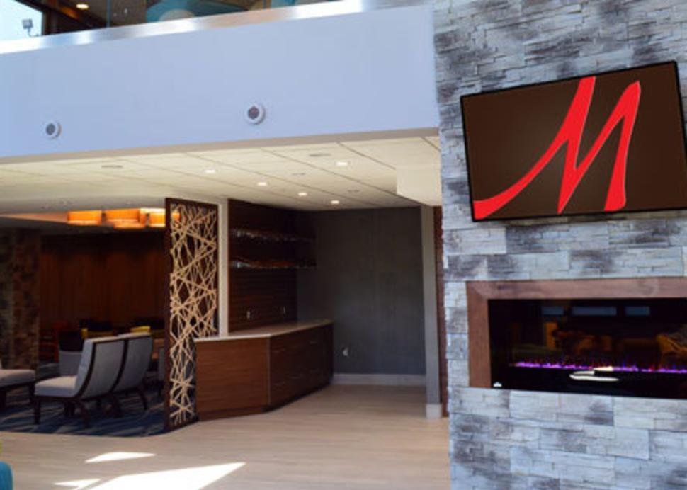 Maplewood Lobby