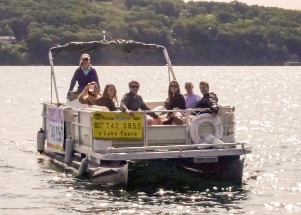 On Keuka Water Taxi & Tours