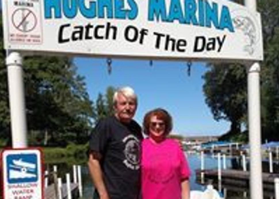 Hughes Marina
