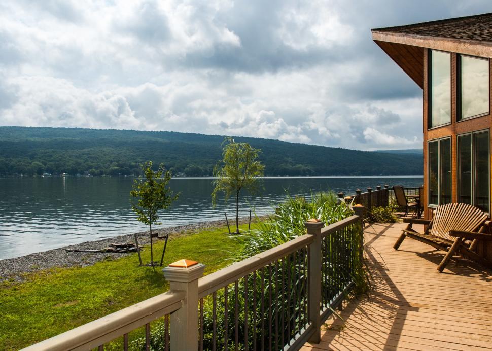 Lakeside Landing - Honeoye Lake