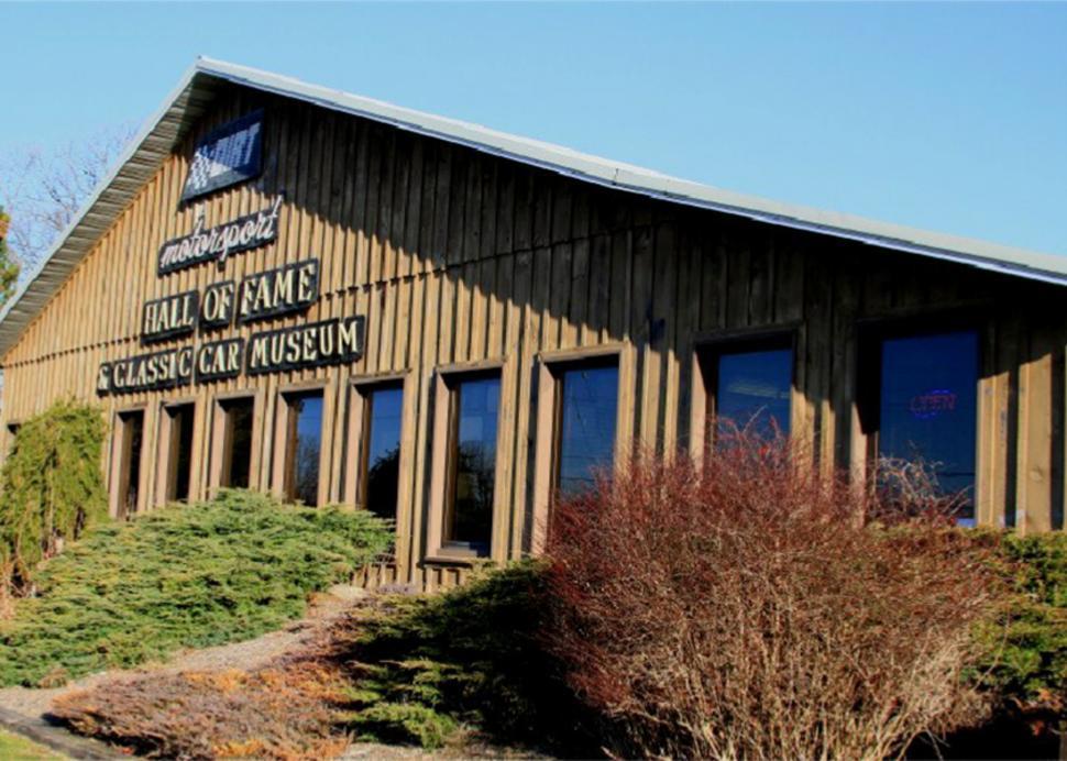 Dirt Motorsport Hall of Fam Classic Car Museum