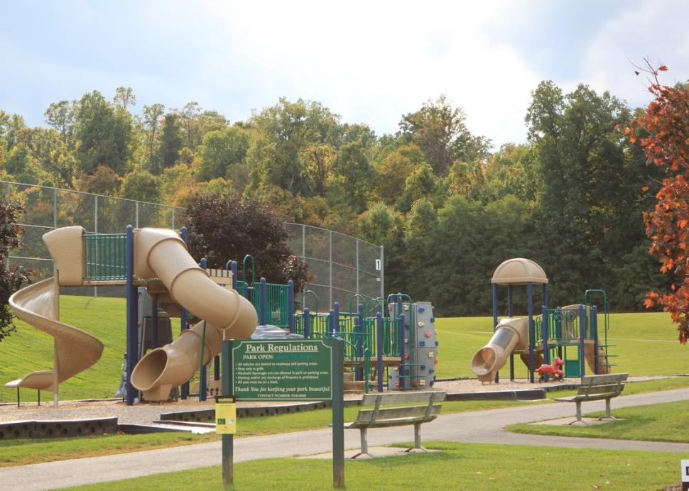 Playground at Dryer Road Park