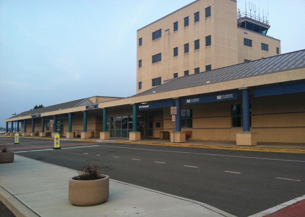 Elmira Corning Regional Airport