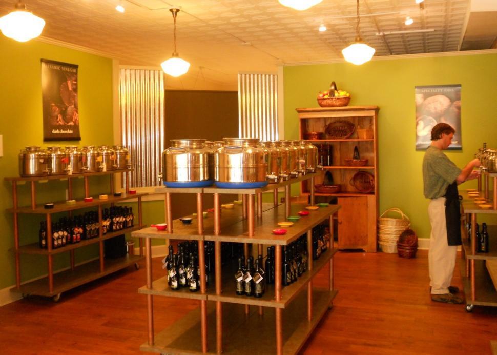 Tasting Room at F. Oliver's