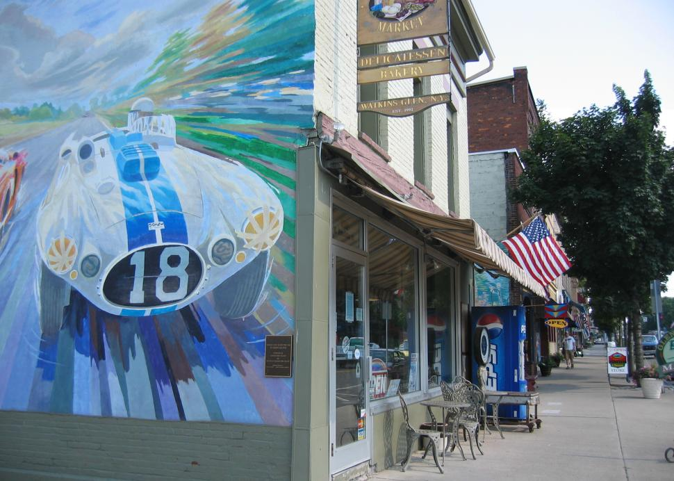 Delicious breakfast, lunch, coffee, and baked goods in downtown Watkins Glen!