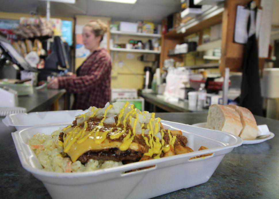 Dogtown Garbage Plate