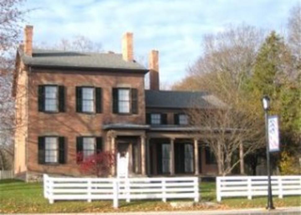 Mills Mansion