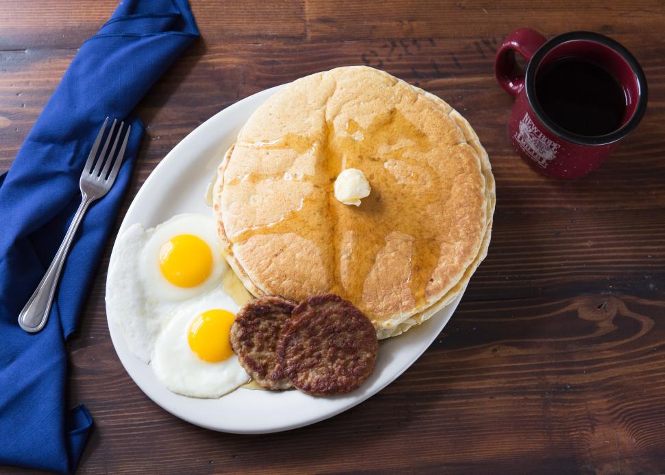 Country Breakfast @ NHM