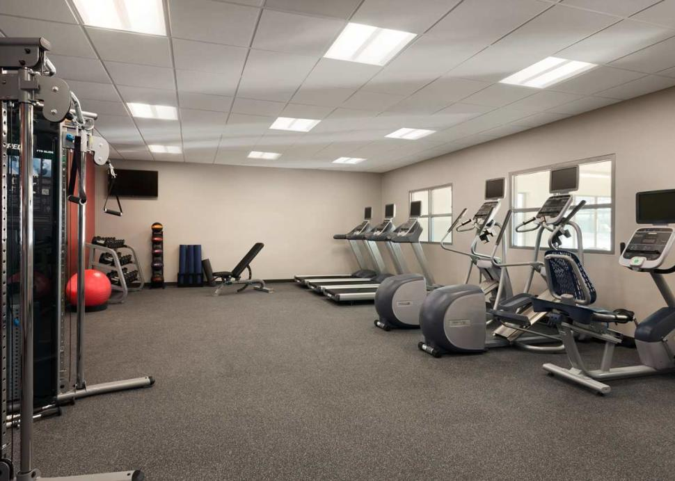 Homewood Suites Fitness Center