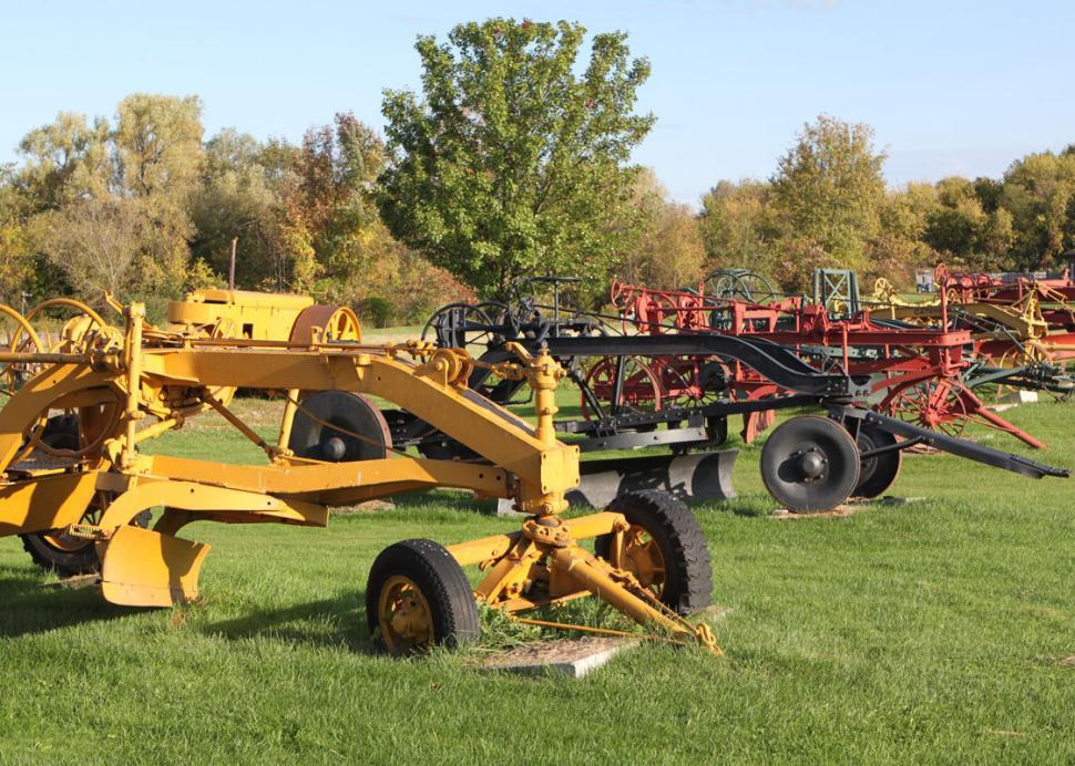Historic Crawler Tractors