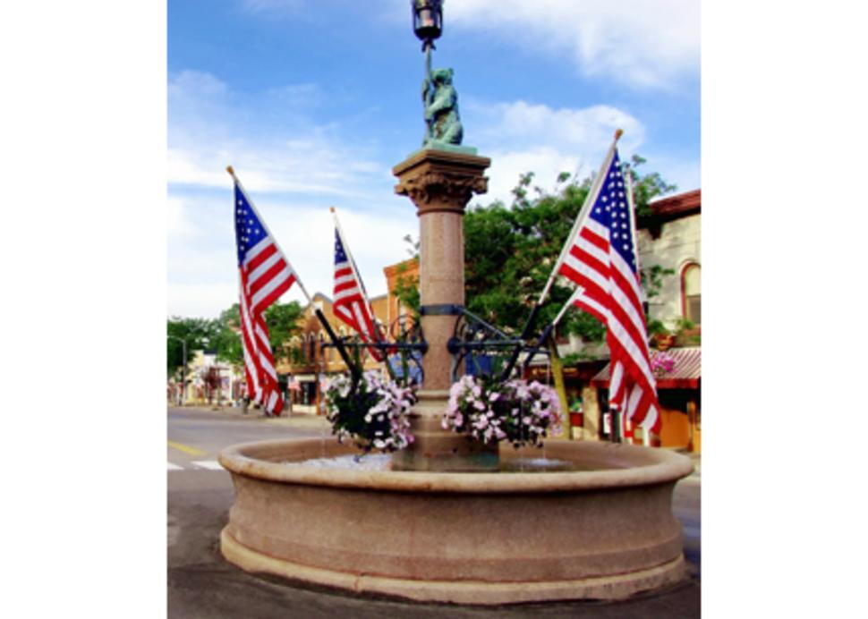 Wadsworth Fountain