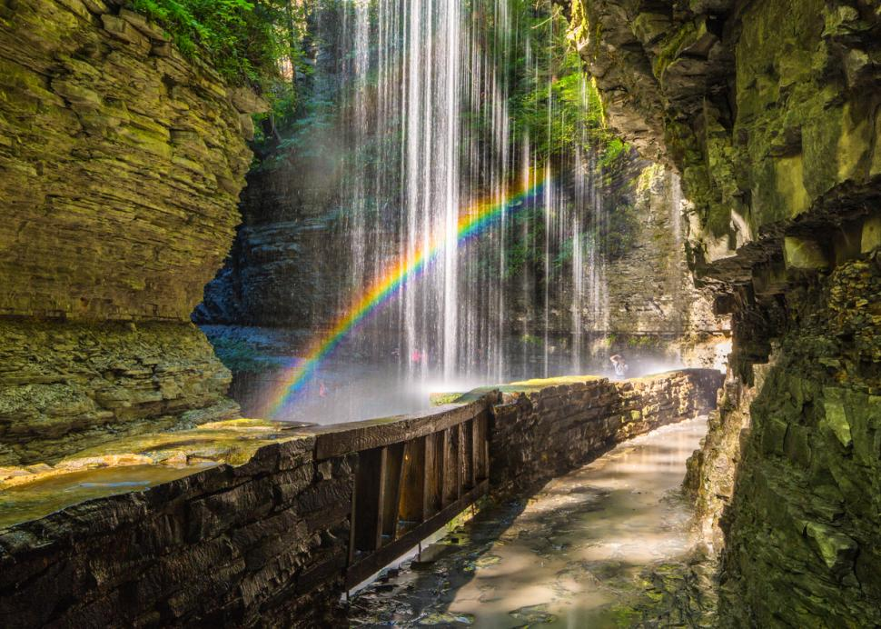 Watkins Glen State Park - Photo Courtesy of Beautiful Destinations