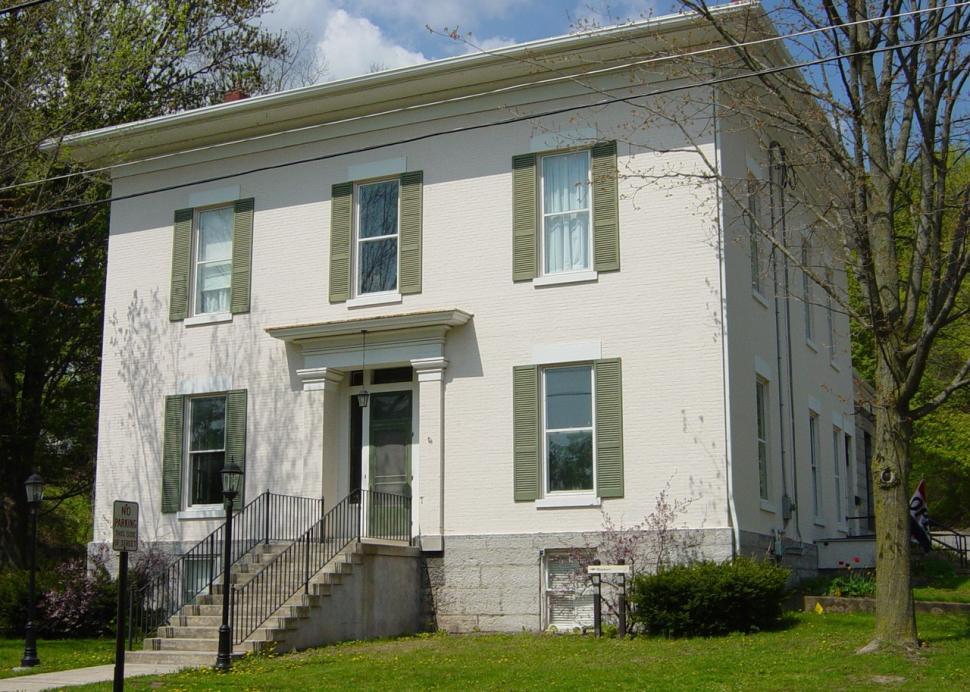 Wayne County Museum Exterior
