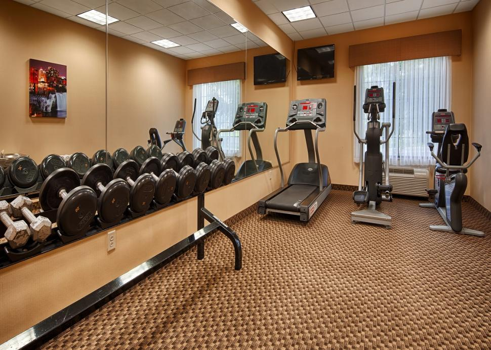 best-western-plus-victor-gym