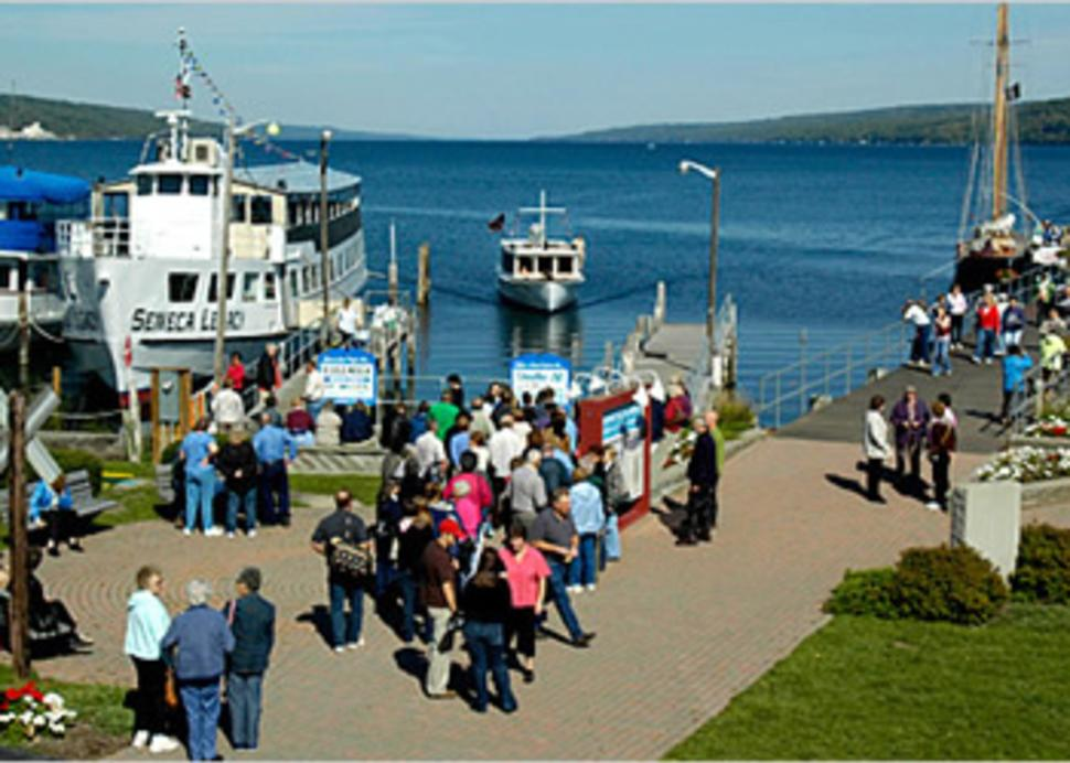 Captain Bill's Seneca Lake Cruises