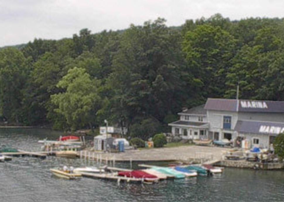 East Bluff Harbor