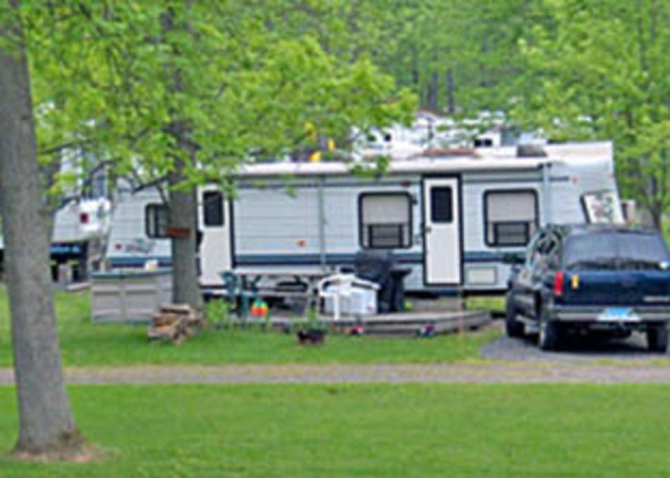 Lake Bluff Campground