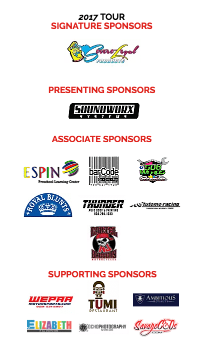 Rix Street Fest 2017 sponsors