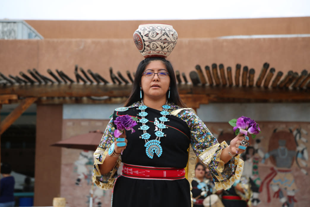 How to Have an Unforgettable Art, Food, and Culture Tour at the Indian Pueblo Cultural Center