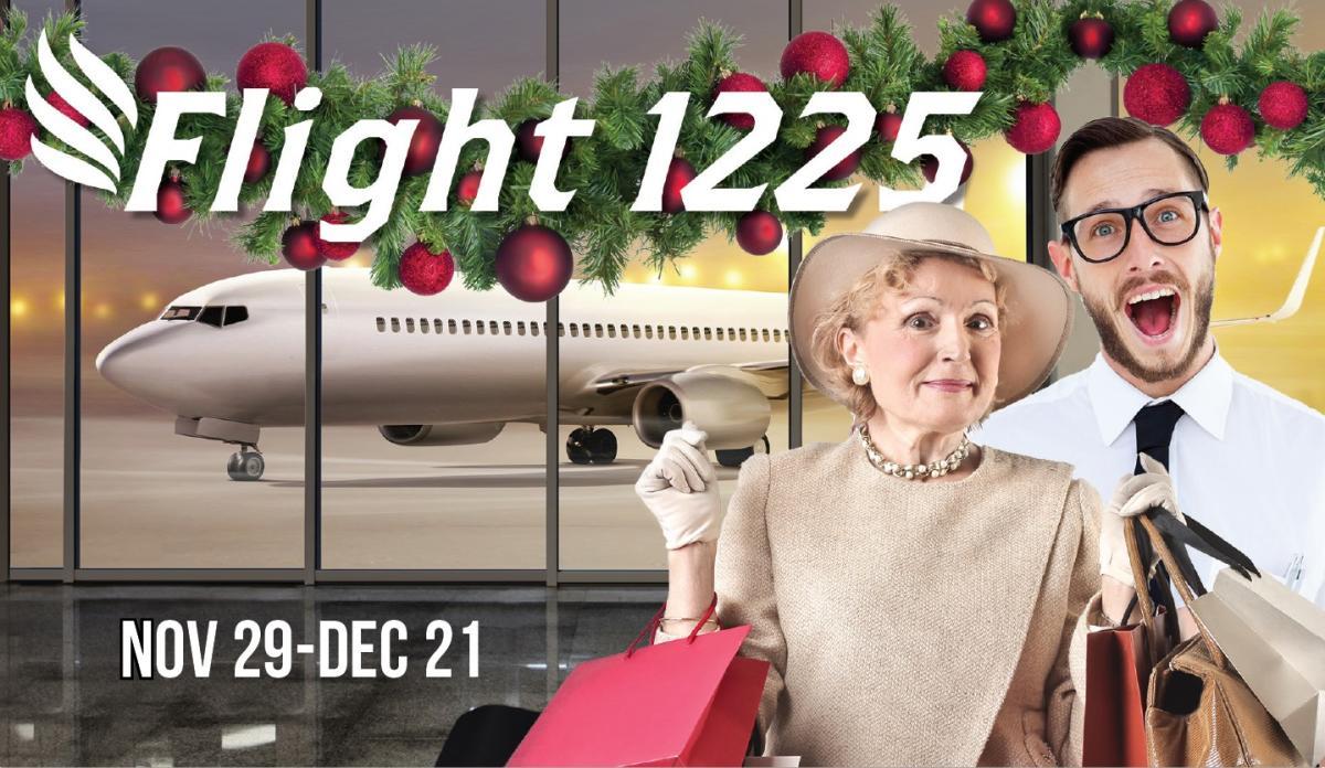 Flight 1225 Poster