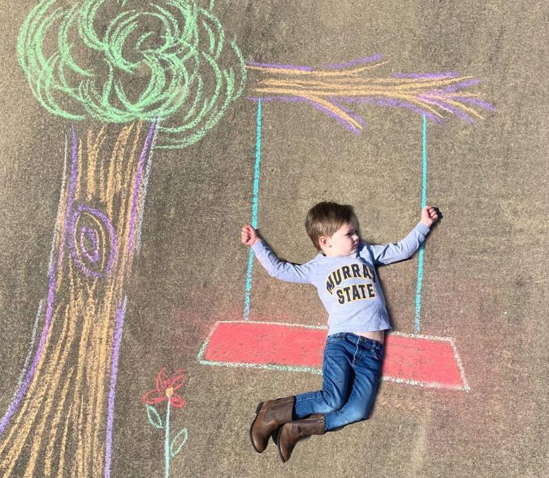 Chalk Art - Smudge Paducah