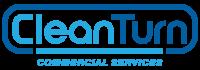 Clean turn logo