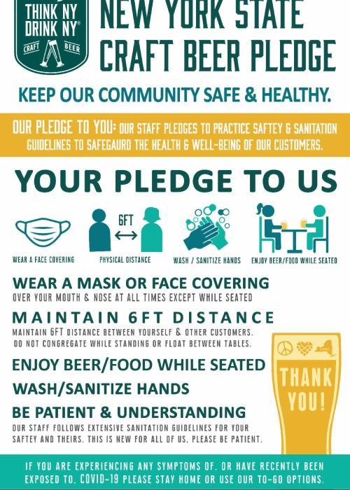 Craft Beer Pledge