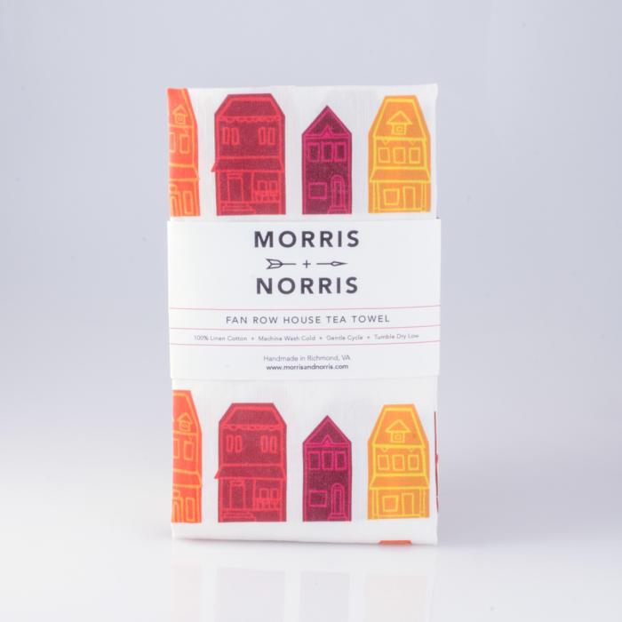 Mongrel Fan House Tea Towel