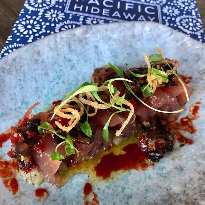 Pacific Hideaway Tuna