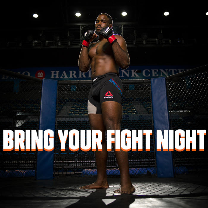 Corey Anderson - Bright Your Fight Night