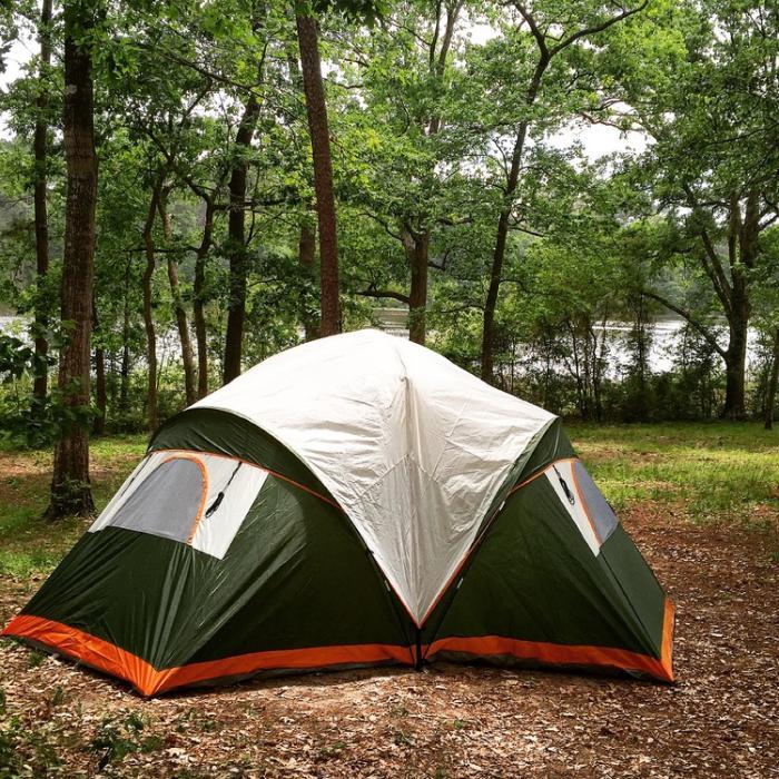 Yo Mariana - Camp Tent