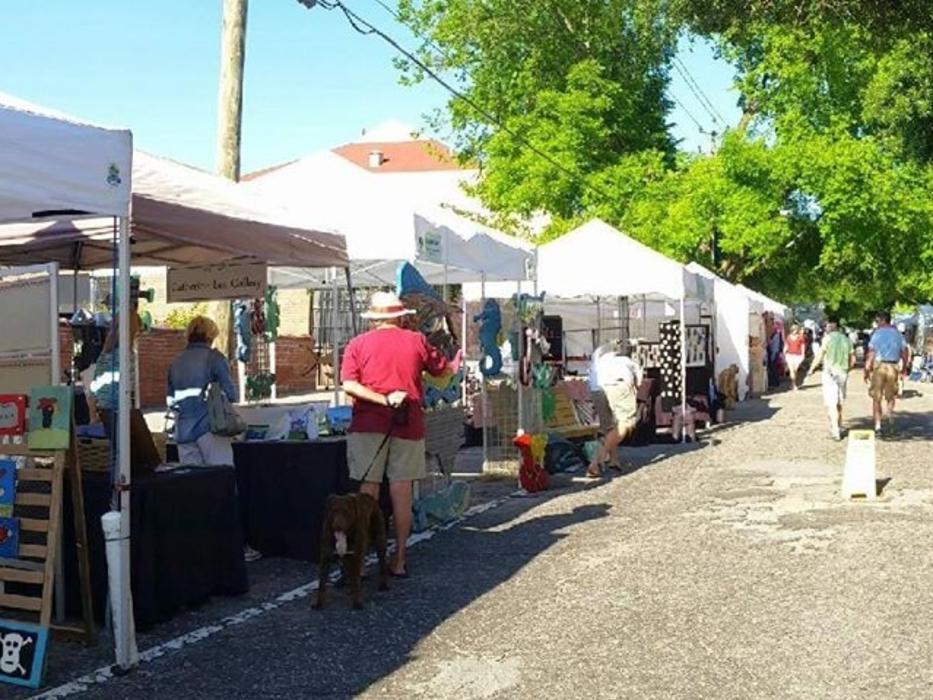 Orange Street Arts Festival
