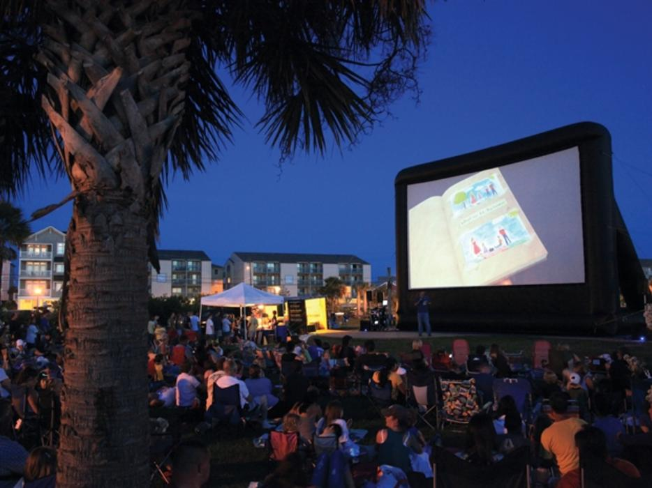 Summer Movies at Carolina Beach Lake Park