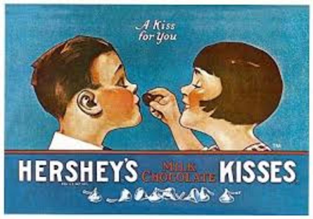 Vintage Hershey's Ad