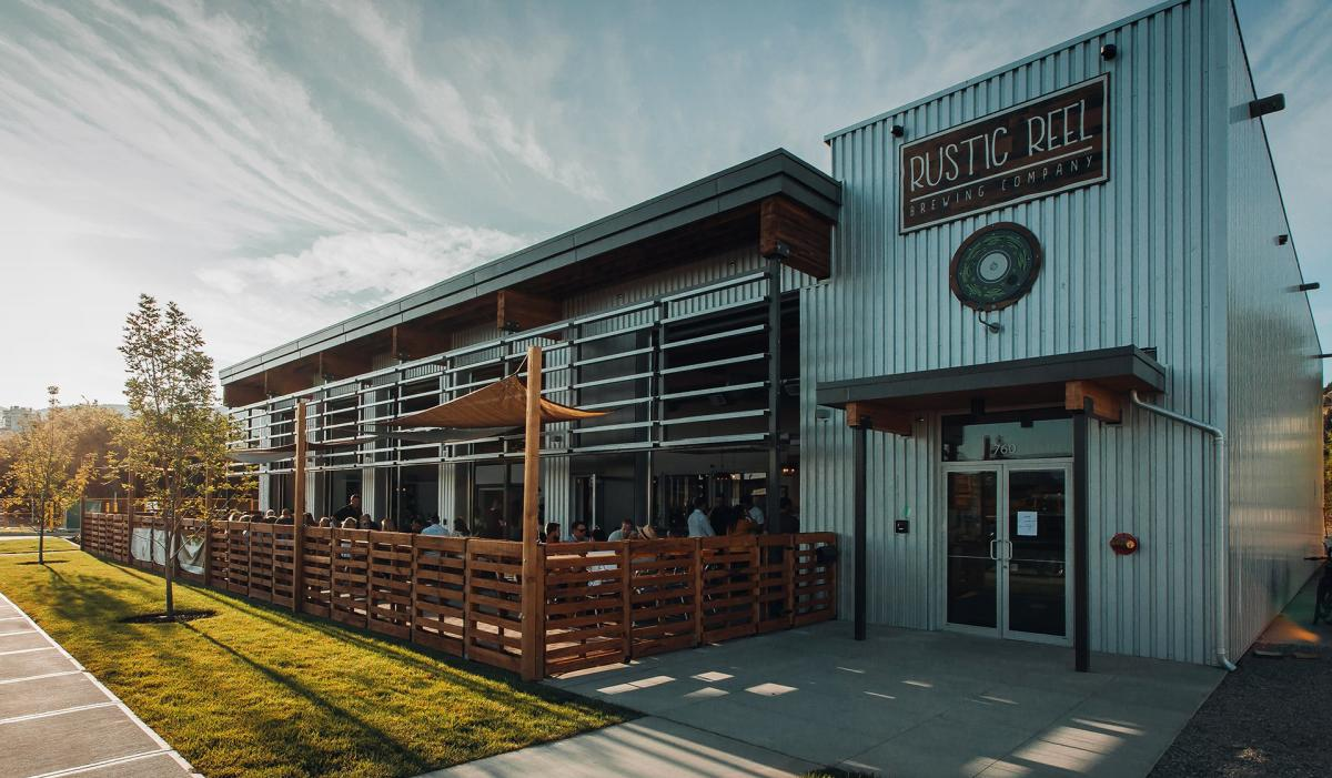 Rustic Reel Brewing Co