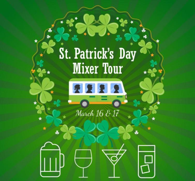 St. Patrick's Day Mixer